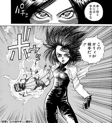銃夢 (1)