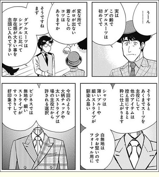 『王様の仕立て屋』Q&A_コマ絵05