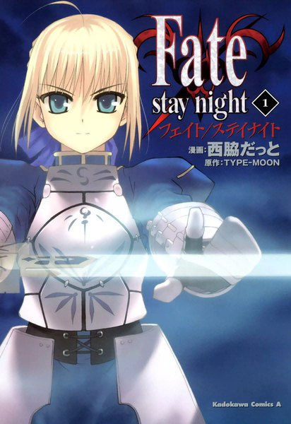 Fate/stay night(フェイト/ステイナイト) (1)