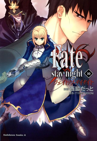 Fate/stay night(フェイト/ステイナイト) (10)