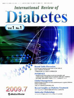 International Review of Diabetes Vol.1No.1(2009.7)