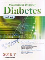 International Review of Diabetes Vol.2No.3(2010.7)