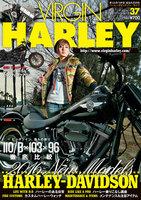 VIRGIN HARLEY 2016年3月号(vol.37)